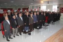 BAYıNDıRLıK VE İSKAN BAKANı - CHP Yavuzeli Teşkilatı Başkanını Seçti