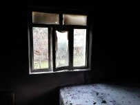 Dede Yadigarı Ev Yandı, Kundaklama Şüphesi Üzerinde Duruluyor