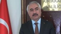 MEHMET ERSOY - İçişleri Bakanı Yardımcısı Ersoy, Kırıkkale'de