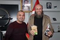 GÜLÜÇ - 'Oflu Hoca' Karadeniz'e Off Road Yapmaya Geldi