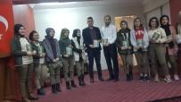 TİYATRO OYUNCUSU - Orhan Veli Oyunu Edremit Meslekî Teknik Anadolu Kız Lisesi'nde Sahnelendi