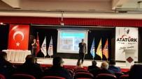 HASAN YILMAZ - Özel Final Okulları, Gazetecilerle Bir Araya Geldi