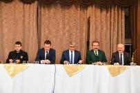 FATIH ÜRKMEZER - Safranbolu'da Muhtarlar Toplantısı Yapıldı