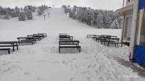 SALDA - Salda Kayak Merkezi Sezona, 'Merhaba' Dedi