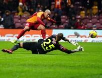 HAKAN YEMIŞKEN - Süper Lig Açıklaması Galatasaray Açıklaması 3 - Antalyaspor Açıklaması 0 (İlk Yarı)