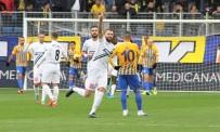 HASAN KAYA - Süper Lig Açıklaması MKE Ankaragücü Açıklaması 0 - Denizlispor Açıklaması 2 (İlk Yarı)