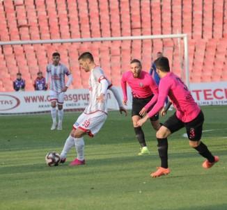 TFF 1. Lig Açıklaması Balıkesirspor Açıklaması 1 - Osmanlıspor Açıklaması 1