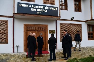 Vali Gürel'den Yörük Köyüne Ziyaret