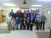 MEHMET CAN - 3 Gün Süren Satranç Turnuvası Tamamlandı