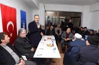 ALINUR AKTAŞ - Aktaş Açıklaması '2020, İnegöl İçin Altın Yıl Olacak'