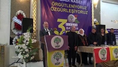HDP Eş Genel Başkanı Sezai Temelli Açıklaması