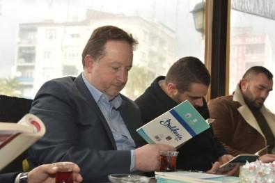 Karesi'de 'Kitap Sizden Çaylar Bizden' Etkinliği