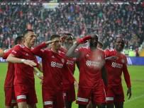 YAŞAR KEMAL - Süper Lig Açıklaması D.G. Sivasspor Açıklaması 1 - Göztepe Açıklaması 0 (Maç Sonu)