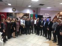 İLÇE SEÇİM KURULU - Turgutlu'da 'Azerbaycan Hemreylik Günü' Kutlandı