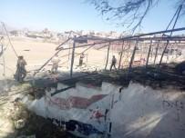 MEZUNİYET TÖRENİ - Yemen'de Askeri Mezuniyet Törenine Saldırı Açıklaması 10 Ölü