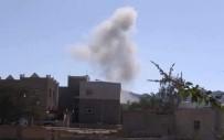 MEZUNİYET TÖRENİ - Yemen'de Askeri Mezuniyet Törenine Saldırı Açıklaması 7 Ölü