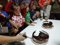 GÖNÜL ELÇİLERİ - Afganlı Yetim Kıza 2. Yaş Günü Kutlaması