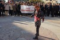 AMPUTE MİLLİ TAKIMI - Aydın'da 3 Aralık Dünya Engeliler Günü Kutlandı