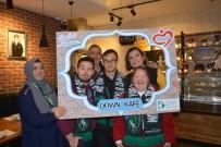 KOCAELISPOR - Başkan Hürriyet'ten Şampiyona Ziyaret