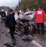 İSMAIL GÜNEŞ - Bursa'da 3 Kişinin Öldüğü Kazada Tutuksuz Yargılanan Sürücünün Yargılanmasına Başlanıldı