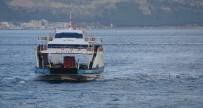 Çanakkale'de Bazı Feribot Seferleri İptal Edildi