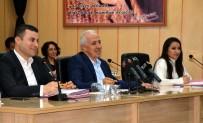ŞEHİT UZMAN ÇAVUŞ - Gültak Açıklaması 'Millet Bahçesi Mersin'e Çok Büyük Bir Hizmet'