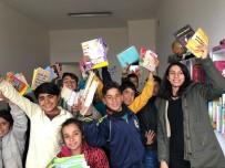 O SES TÜRKİYE - O Kitaplar Köy Okulundaki Öğrencilere Ulaştı