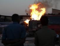 TÜP PATLAMASI - Seramik fabrikasında patlama: 23 ölü, 45 yaralı