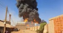 TÜP PATLAMASI - Sudan'da Bir Seramik Fabrikasında Patlama Açıklaması 6 Ölü, 42 Yaralı