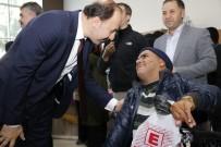 AHMET ERDEM - Vali Erin'den Engelliler Günü Mesajı