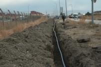 ÖZEL HAREKET - VASKİ'den Van Ferit Melen Havalimanını Su Hattı