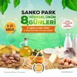 TATLARıN - Yöresel Ürün Günleri 8'İnci Kez Sanko Park'ta