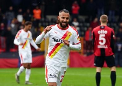 Ziraat Türkiye Kupası Açıklaması Fatih Karagümrük Açıklaması 1 - Göztepe Açıklaması 2 (Maç Sonucu)