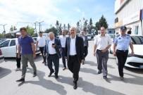GEBZELI - Başkan Büyükgöz Gebze'nin Geleceğine İmzasını Atıyor