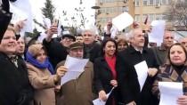 AYLİN NAZLIAKA - CHP'liler Kanal İstanbul'un ÇED Raporu'na İtiraz Dilekçesi Verdi