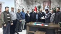 Eskişehir Kızılema Turan Derneği'nden ALPUDER'e Anlamlı Ziyaret