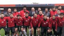 CEMİL MERİÇ - Gençlik Ve Spor Bakanı Kasapoğlu, Hatay'da Kütüphane Açılışı Yaptı
