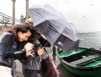 HıZıR - İstanbul'da fırtına uyarısı