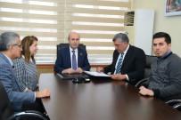 MİMARLAR ODASI - Kırşehir Belediyesi, Mimarlar Odası İle Dayanışma İşbirliği Protokolü İmzaladı