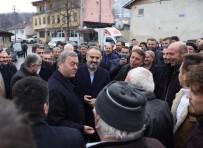 ALINUR AKTAŞ - Köy Yollarına Büyükşehir Makyajı