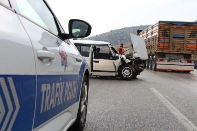 Kula'da Bir Yılın Kaza Bilançosu Açıklaması 10 Ölü, 322 Yaralı