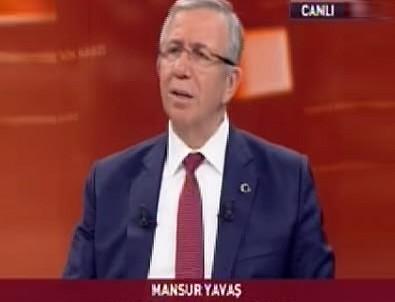 Mansur Yavaş'tan tepki çeken sözler!