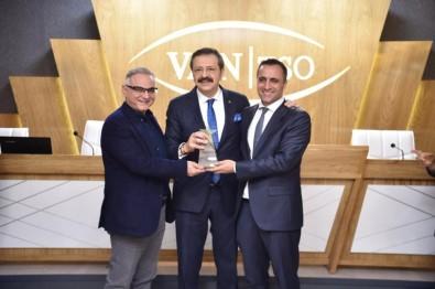 Özel Lokman Hekim Van Hastanelerine 'Yılın Yıldızı' Ödülü