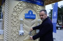 ALINUR AKTAŞ - Sıcak Çorba Çeşmesi Bursa Teknik Üniversitesi'nde De Akıyor