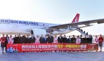 FREKANS - THY, Çin'de Xi'an Uçuşlarına Başladı