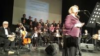 'Yeni Yıla Merhaba Türk Sanat Müziği Konseri' Muhteşem Ve Coşkulu Geçti