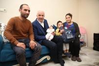 UYKU DÜZENİ - Akdeniz Belediyesinden 'Hoş Geldin Bebek' Projesi