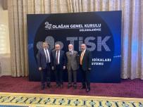 ÖZEL OTURUM - Başkan Akın, TİSK 27. Olağan Genel Kuruluna Katıldı