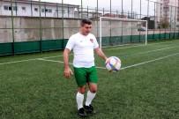 UZUN ÖMÜR - 'Bay Gol' 51'İnde Yeşil Sahalara Geri Döndü