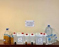 Eskişehir'de 39 Litre Kaçak İçki Ele Geçirildi
